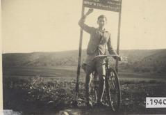 Member of Irgun underground, 1940