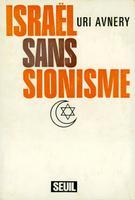 ISRAËL SANS SIONISME